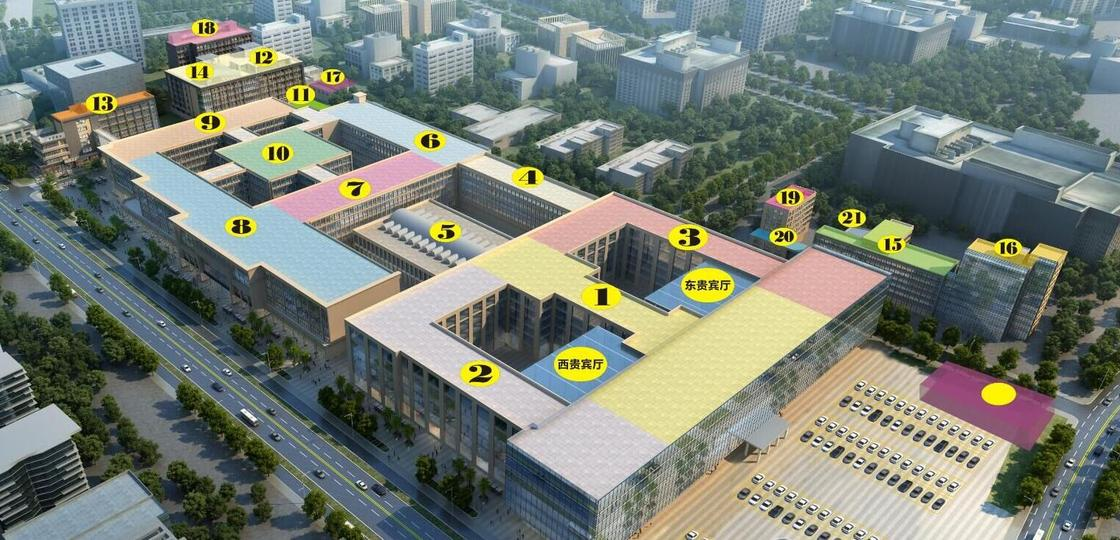 流花路117号内自编5号8号馆三至五层南侧部分物业出租