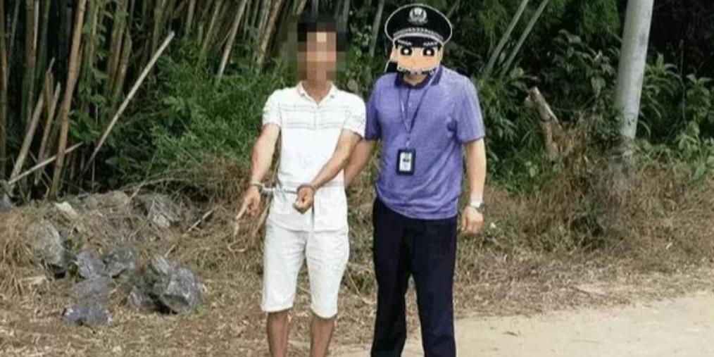 防城港滩营派出所抓获一名涉枪网逃人员