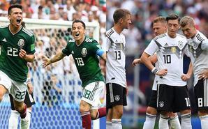 22岁妖锋世界波 墨西哥爆冷1-0德国