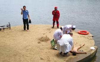 出事了!桂林漓江今天又吞一人 现场打捞视频曝光!