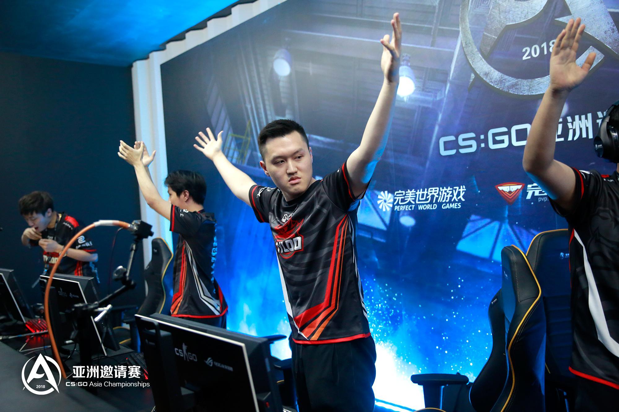 CAC让世界看到中国玩家力量!TyLoo主场击败NiP挺进四强
