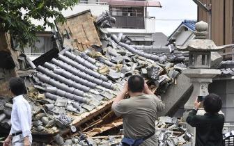地震魔爪再临日本都市 一文看懂与日元及油价的关系