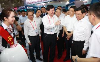 中国银行华丽亮相第十六届中国·海峡项目成果交易会