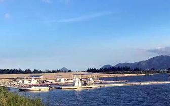 长乐东湖与莲柄港10月贯通 将打造成游览观光线