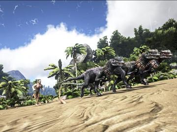 开局没有狗,但是能骑龙 《方舟:生存进化》手游评测