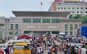 东兴:16条专用通道确保中国公民通关时间不超30分钟