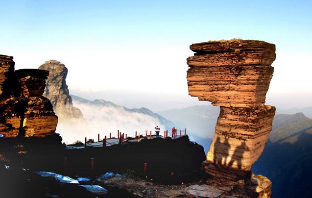 中国梵净山被提名世界自然遗产地