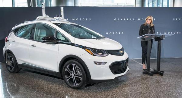 通用计划让旗下自动驾驶子公司独立上市