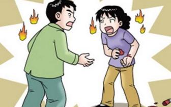 """怀疑妻子出轨男子暴打""""情敌"""" 因故意伤害获刑一年"""