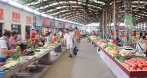 廊坊大厂:集贸市场环境大变样!