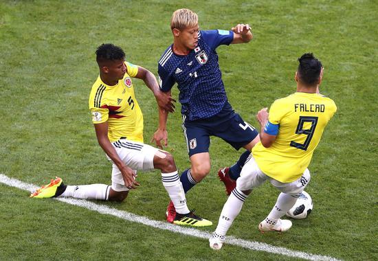 日本金魔王3届世界杯3球3助攻!就是他狂言要夺冠!