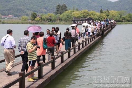 端午小长假惠州接待游客比增13.48%