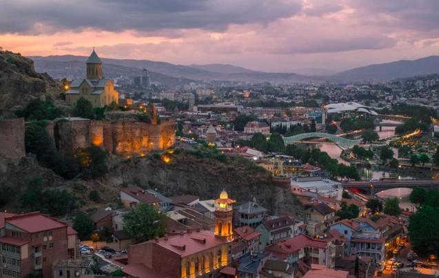 格鲁吉亚 冷门小国却有最丰富的旅游资源