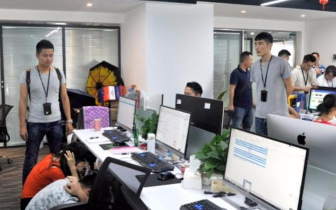 深圳一诈骗集团扮高科技公司 抓捕时还有人来应聘