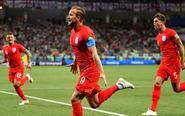 凯恩2球+绝杀 英格兰2-1