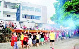 博罗各地举行丰富多彩民俗活动共庆端午节