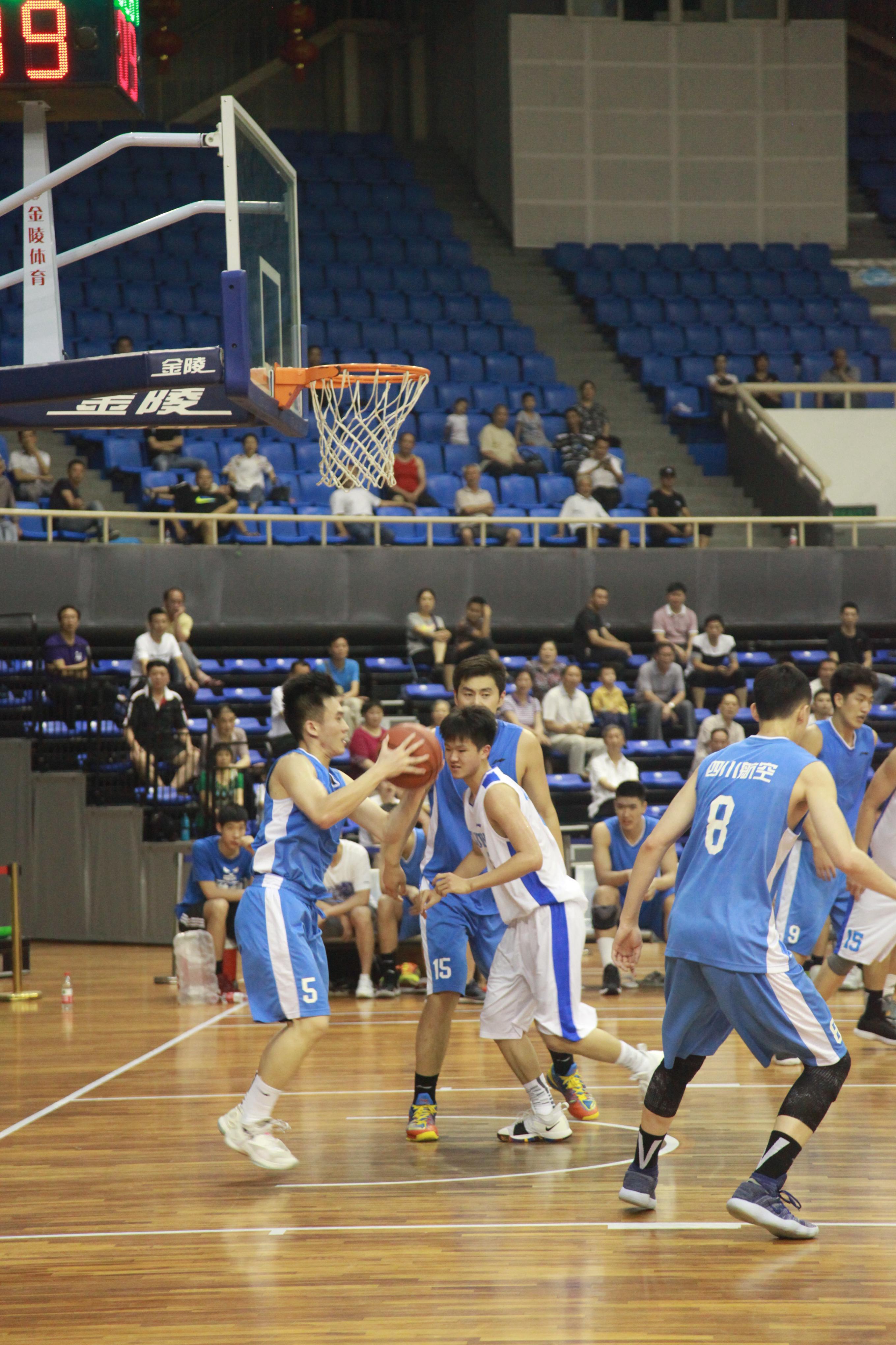 U19男篮联赛第2阶段-四川广厦2连胜 广东擒深圳