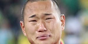 国歌触动泪点!人民鲁尼泪洒南非