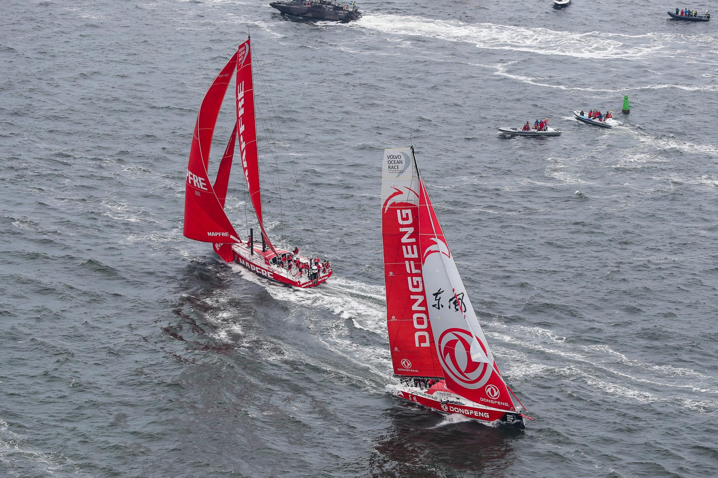 维斯塔斯11小时队先下手为强 夺哥德堡港内赛冠军