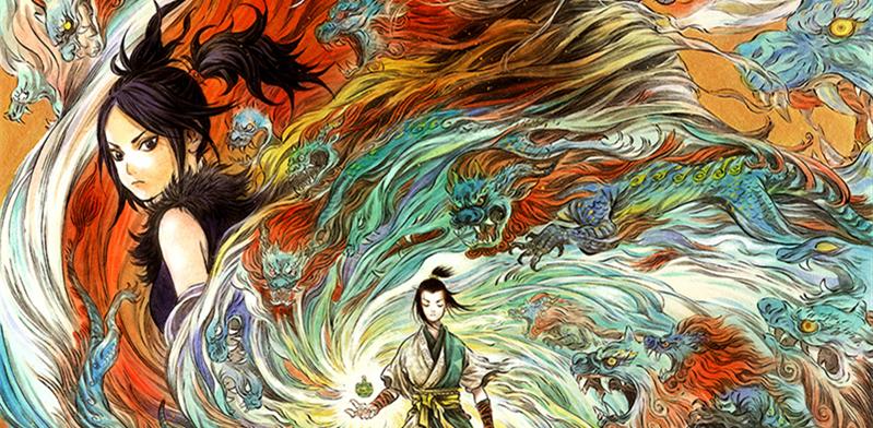 《风语咒》曝国际版海报尽显东方美