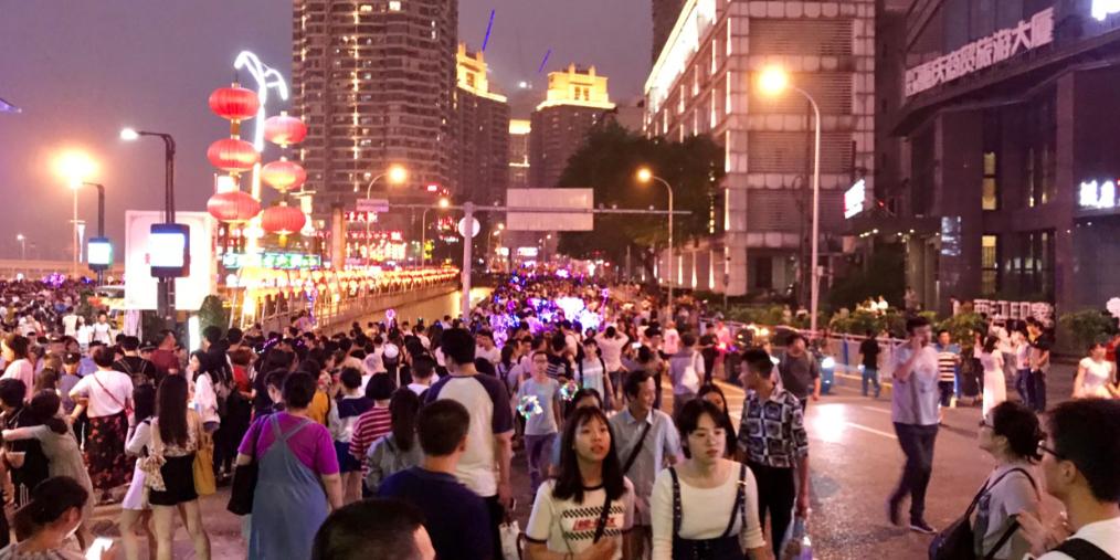 端午节再没有人刷屏  重庆旅游凉了?