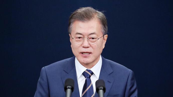 金特会后一周韩总统将访俄 文在寅将与普京聊啥?