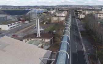中国版超级高铁试验时速有望达1500公里