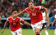 两连胜!俄罗斯3-1埃及