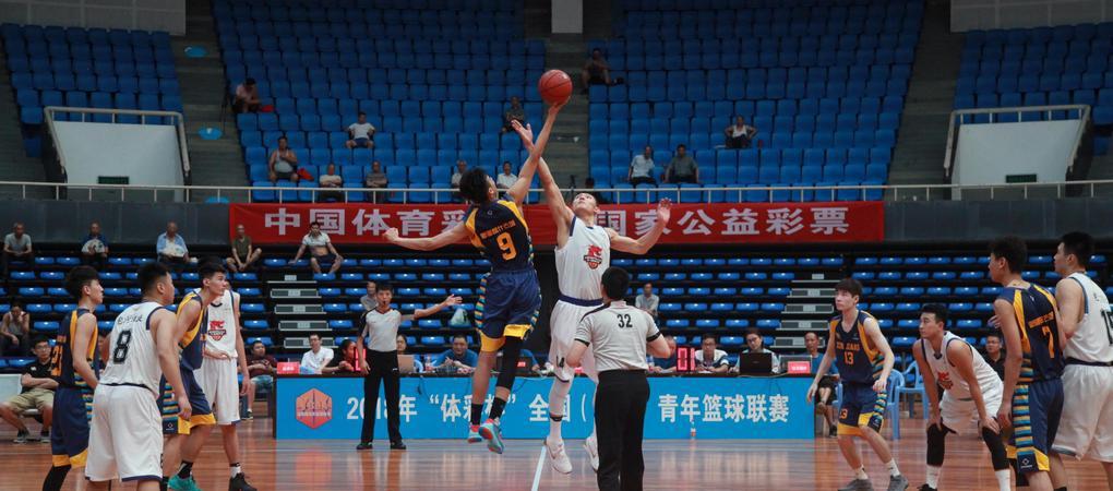 U19男篮联赛第二阶段:安徽71-51新疆