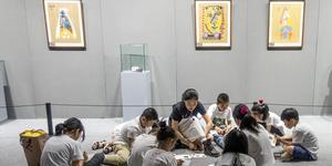 图说龙江:哈尔滨国际油画展