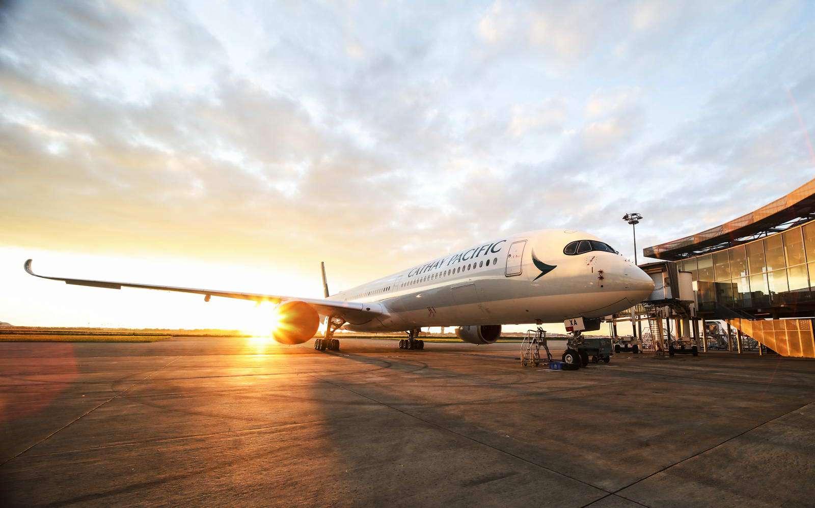 国泰航空今年将接收8架空客A350-1000客机