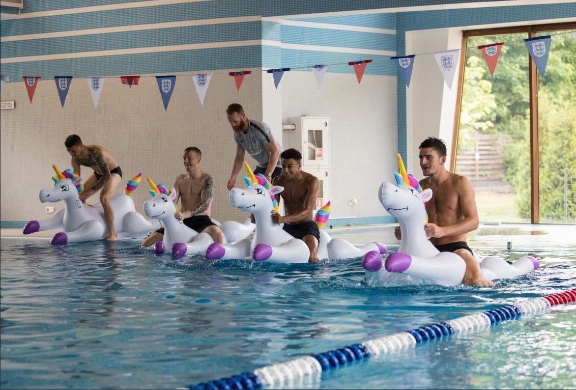 三狮军团竞然如此训练 外媒:怕是想提前回家了吧