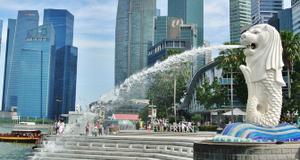 """近观""""区块链新大陆""""新加坡"""