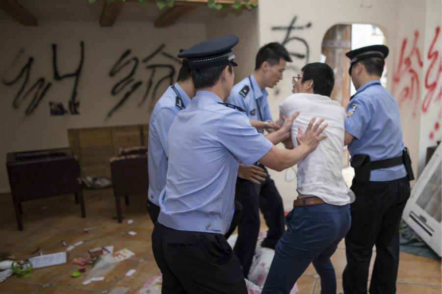 温州法院惩治拒执犯罪集中宣判活动