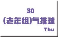 30老年组气排球