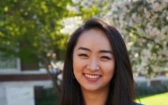 中国女孩宋歌当选为2018年《福布斯》青年领袖