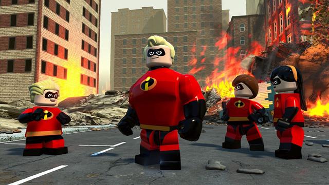 《乐高超人总动员》——超英家庭也爱搭积木!