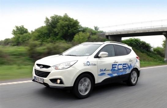 减少研发成本 奥迪与现代将共同开发燃料电池车型