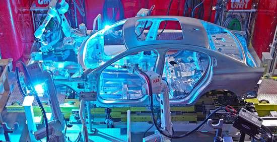 完成全球制造布局 沃尔沃首座美国工厂落成投产