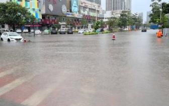 福州20日发布今年首个暴雨红色预警 21日雨势或更猛