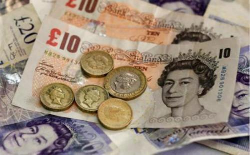 英国央行维持利率不变 英镑急涨50点