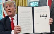 特朗普撤回零容忍移民政策