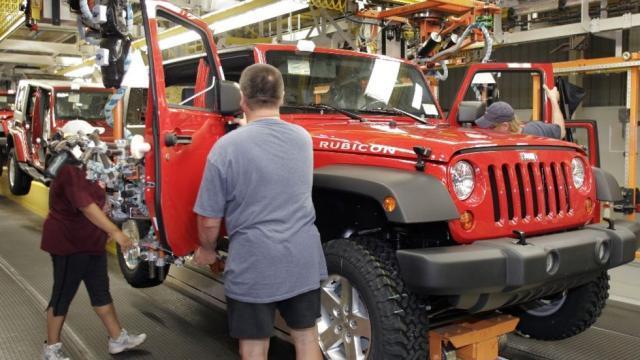 汽车业可参与军工行业 对美国家安全利益至关重要