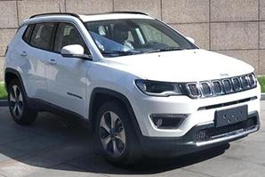 Jeep指南者将新增2.0L车型