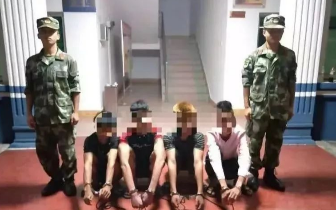 合浦民警破获多起案件 抓获犯罪嫌疑人5人拘留5人