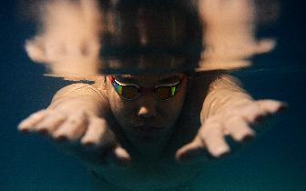 退役游泳运动员 望组建衢州地区的游泳团队