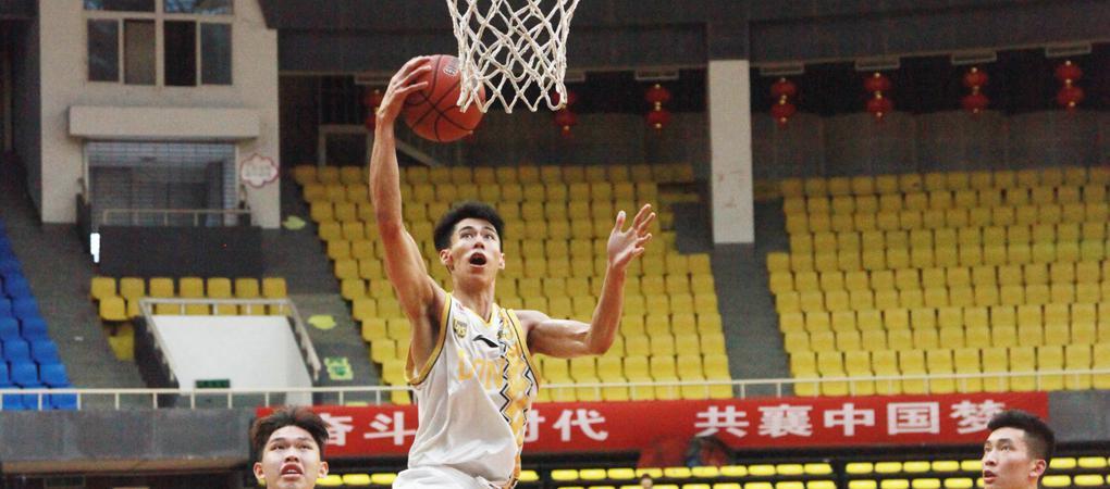 U19男篮联赛第二阶段:广厦4连胜领跑