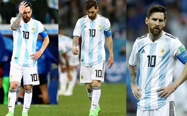 无语!无助!梅西的阿根廷没戏了
