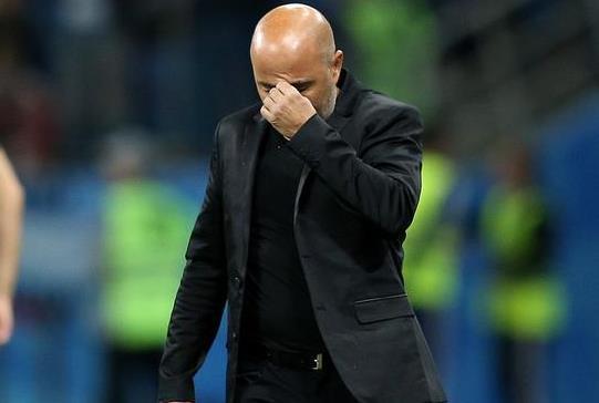 桑保利:输球都怪我不怪门将 没能为梅西打造战术