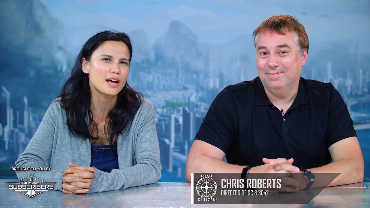 《星际公民》公开全新视频 开发进度及群组系统演示